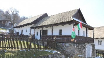 Old village of Hollókő